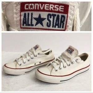 Converse All Star Unisex Low Top Sneakers